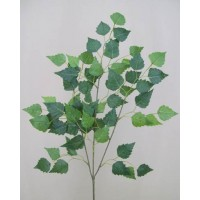 Green Artificial Leaves and Foliage