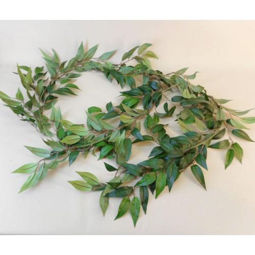 Artificial Ficus Benjamina Garland - FIC008 E2