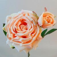 Peach Artificial Flowers
